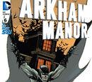 Arkham Manor Vol 1 6