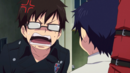Yukio telling Rin to go home.png