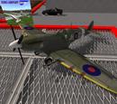 Supermarine Spitfire Mk IX (EG Aircraft)
