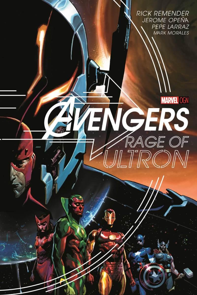 [Comics] Siguen las adquisiciones 2015 - Página 27 Avengers_Rage_of_Ultron_Vol_1_1