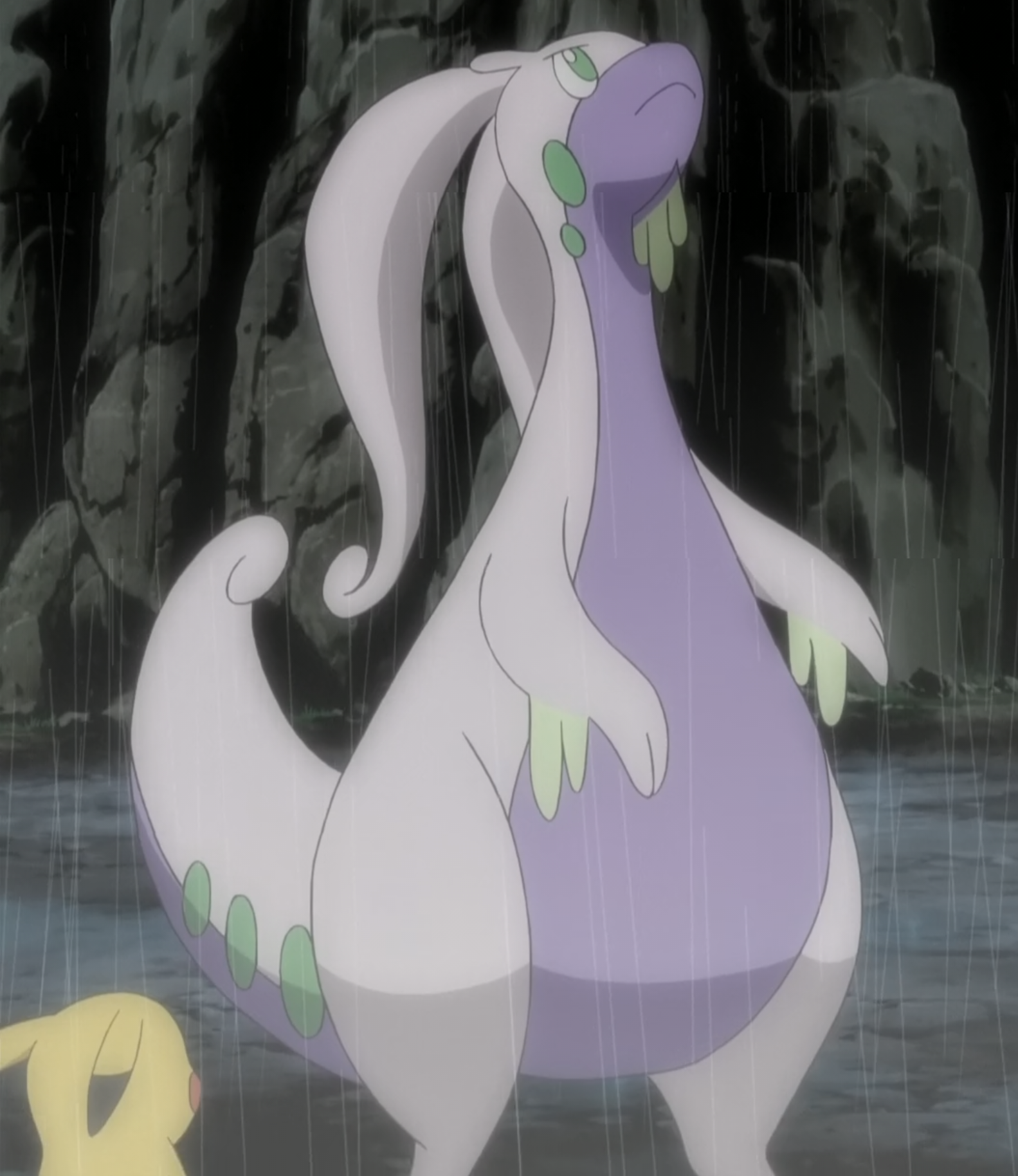 Ash S Goodra The Pok 233 Mon Wiki