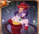 Red Vampire Girl