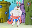 Yeti Krab