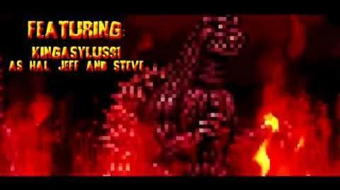 Project 2014 - Godzilla vs. Koopzilla Part 1