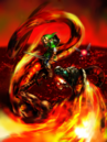 Artwork Link vs Volvagia OoT.png