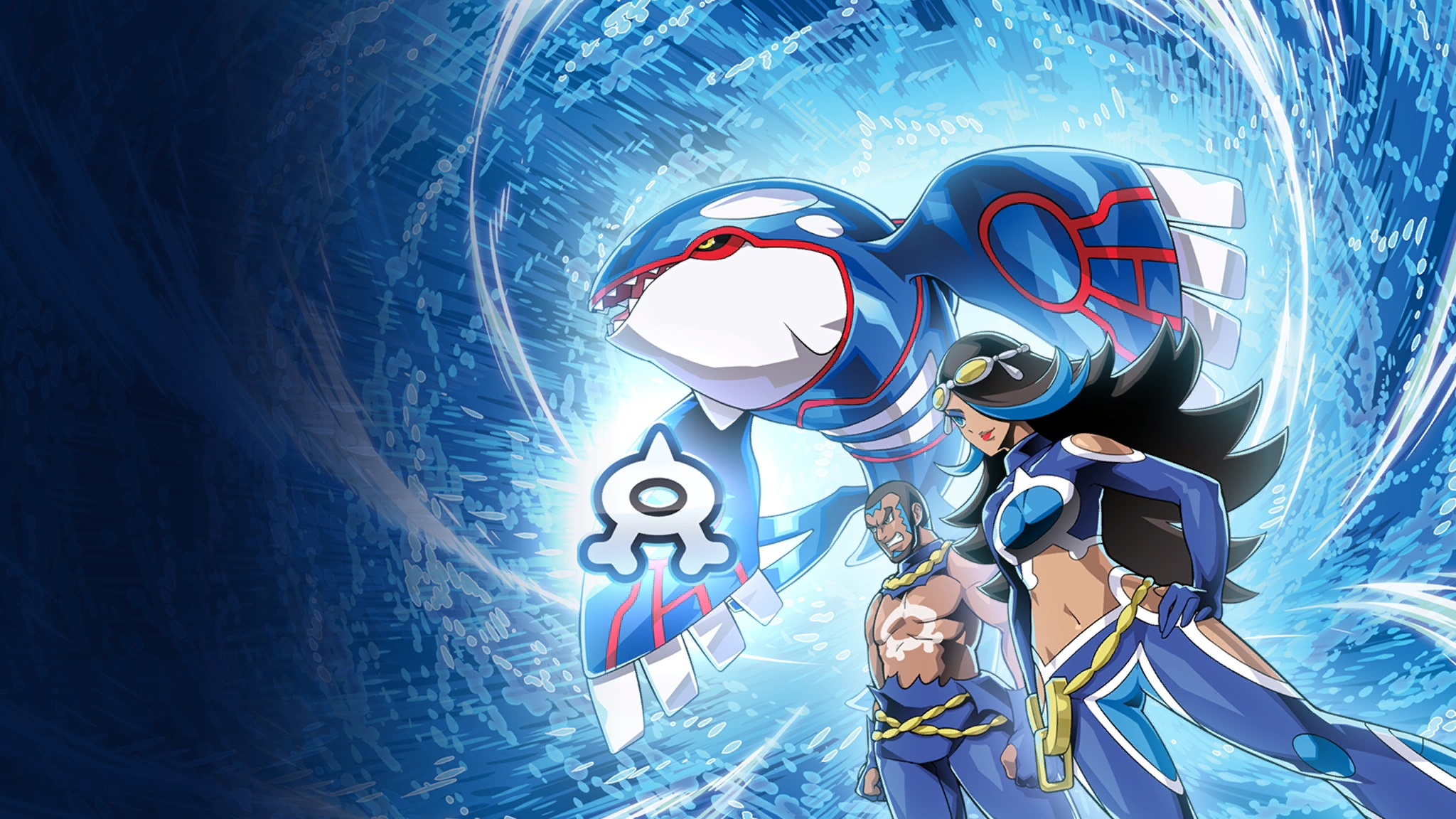 Team Aqua Pokemon TCG Double Crisis jpgTeam Aqua Wallpaper