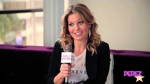 Candace Cameron Bure Gives Scoop On Possible Full House Sequel Series & MORE!