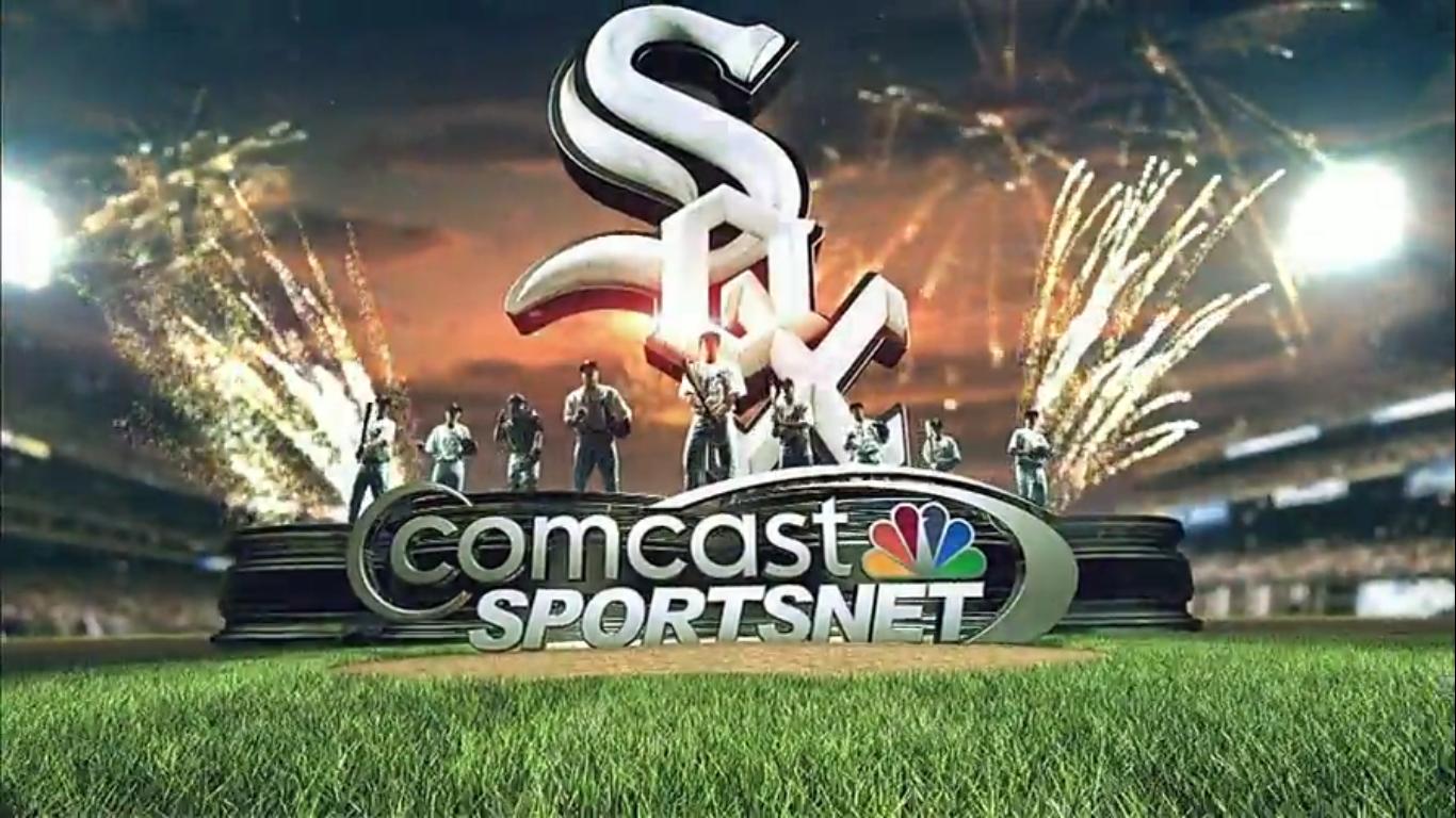 Comcast Sportsnet Chicago Logopedia The Logo And