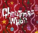 ¿Navidad Quién?