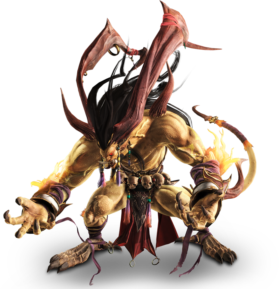 Final fantasy summons ifrit - photo#26