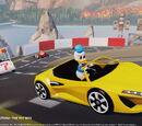 Tony Stark's Sports Car