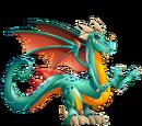 Dragón Travieso