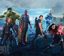 MARVEL COMICS: Marvel Cinematic Universe (Avengers 2 Age of Ultron)