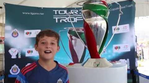 COPA MX Tour del Trofeo.