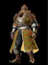 MHO-Gendrome Armor (Blademaster) (Male) Render 001.png