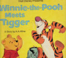 Winnie the Pooh Meets Tigger
