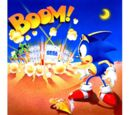 Sonic the Hedgehog The Screen Saver stock artwork