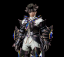 MHO Blademaster Armor Set Renders