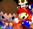 SM64 Bloopers: Can the Villager come out to play?
