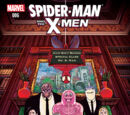 Spider-Man and the X-Men Vol 1 6