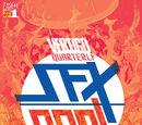 Vertigo Quarterly: SFX Vol 1 1