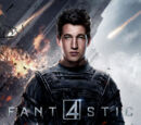Fantastic Four (2015 film) Characters