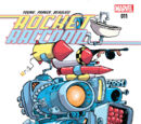 Rocket Raccoon Vol 2 11