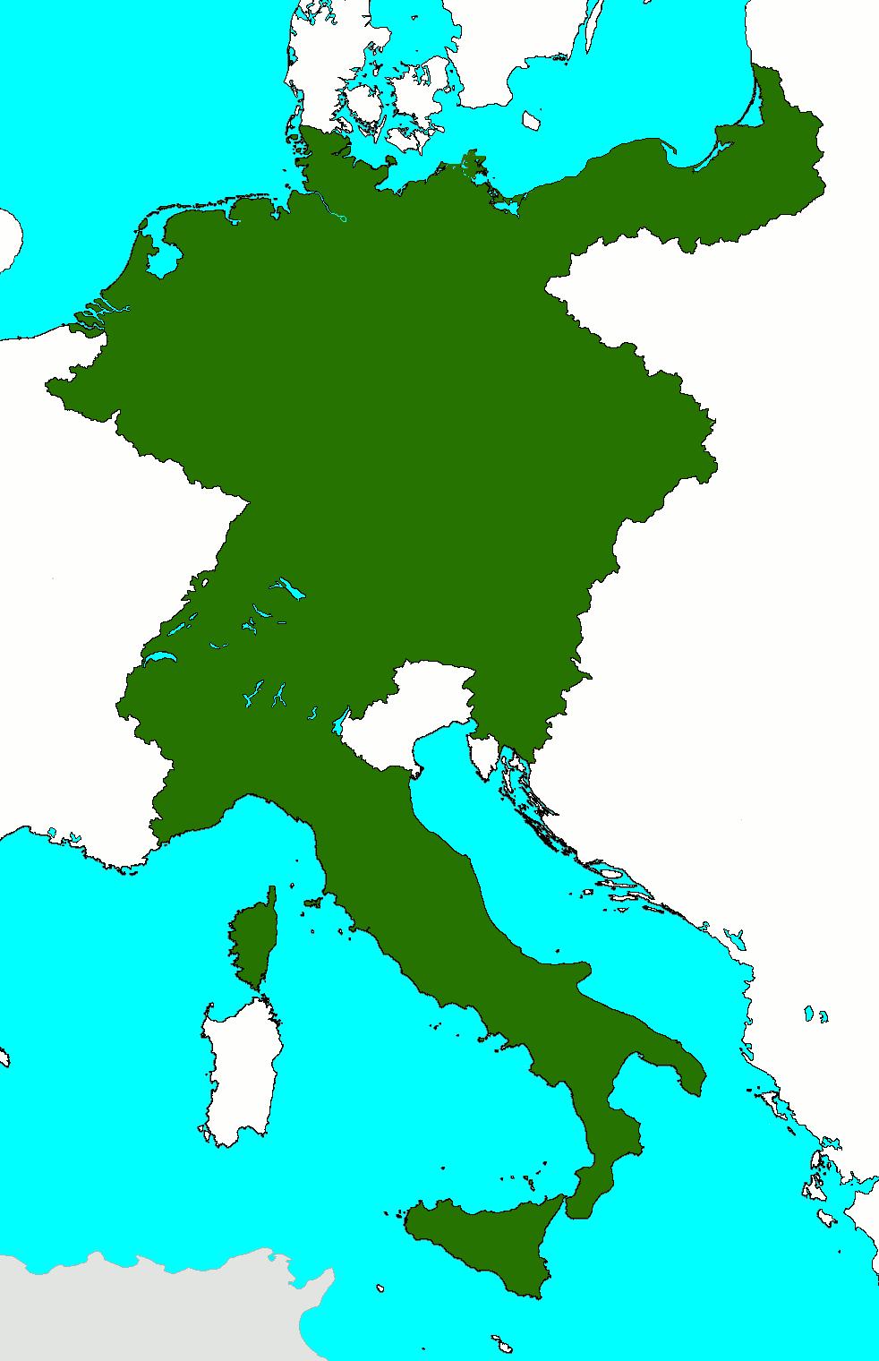 Holy Roman Empire • Holy Roman