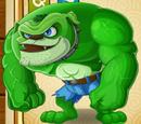 Muscle Bulldog