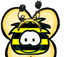 Sleetcp/Bee Puffle (Custom Puffle!)