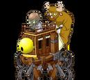 Zombot-Kriegswagen