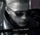 Wesker's Extra Report