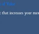 Amulet of Valor