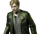 Silent Hill: Shattered Memories characters