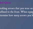 Ancient Skull Quiver