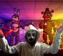 Freddy Fazbear's SFM