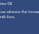 Blow Absorption Oil