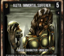 Aleta, Immortal Sufferer