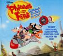 Phineas and Ferb Summer Belongs to You!