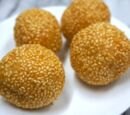 Sesame ball (Jian dui)