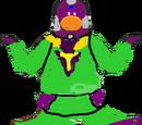 Vision pinguino