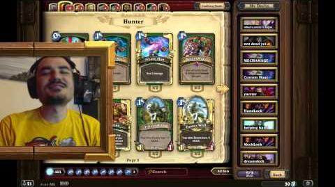 Raylan13/How to dominate at Hearthstone