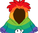 Cangurito de Puffle Multicolor