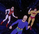 Super Friends (TV Series) Episode: Terror from the Phantom Zone/Images