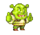 Shrek/Cool's second version