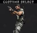 Trajes de Resident Evil 5