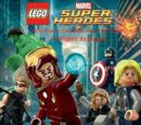 LEGO Marvel Cinematic Universe Phase One: Avengers Assemble