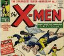 All X-Men comics written by Stan Lee