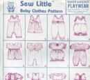 Sew Little Quick and Easy Playwear