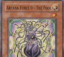 Fuerza Arcana 0 - El Bufón